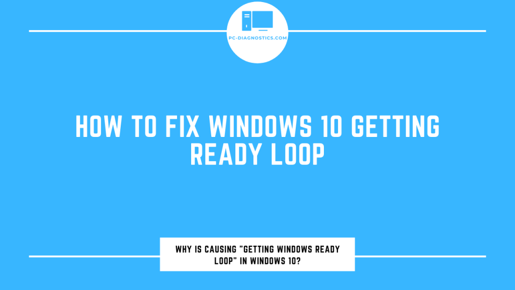 How to Fix Windows 10 Getting Ready Loop